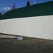 玄関には除湿や消臭の効果がある漆喰の塗り壁を採用